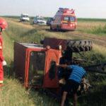 O femeie de 68 de ani din Ighiu a decedat în urma unui accident rutier petrecut pe DJ 107H