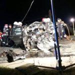 Un tânăr șofer a decedat, după ce a ațipit la volan și a intrat frontal într-o autoutilitară care venea din sens opus, în cartierul albaiulian Partoș