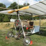 La 105 ani de la zborul pionierului aviației române peste Cetatea Alba Carolina, macheta avionului Vlaicu II va ajunge mâine la Alba Iulia