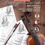 """Astăzi, de la ora 19.00: """"Dialogul viorilor"""" – concert al Orchestrei de Cameră """"Augustin Bena"""", la Catedrala Romano-Catolică din Alba Iulia"""