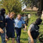 Suspectul în cazul odioasei crime din cartierul PARTOȘ adus la Alba Iulia pentru interogatoriu și reconstituirea faptelor