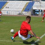 """""""Alb-negrii"""" s-au impus în amicalul disputat lângă furnale: FC Hunedoara – Unirea Alba Iulia 2-4 (1-1)"""
