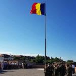 Ziua Imnului Național sărbătorită astăzi, 29 iulie 2017, în Piața Tricolorului din Alba Iulia