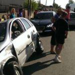 Doi minori răniți în urma unui accident de circulație petrecut pe DJ 107C, la Ciugud