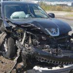 Patru persoane rănite în urma unei coliziuni petrecută între două autoturisme, pe șoseaua de centură a municipiului Alba Iulia