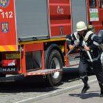 """ISU Alba a organizat astăzi, 3 august 2017, la Alba Iulia, cea de-a II-a ediție a concursului """"Cel Mai Puternic Pompier"""". Vezi câștigătorii"""