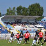 """""""Alb-negri"""" cedează la limită în fața """"șepcilor roșii"""", în ultimul amical al verii: Unirea Alba Iulia – """"U"""" Cluj 0-1 (0-0)"""