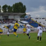 """Eurogolul lui Daniel Tat a adus victoria """"alb-negrilor"""", în Cupa României: Unirea Alba Iulia – Unirea Dej 1-0 (0-0)"""