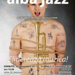 """Între 30 septembrie și 1 octombrie 2017 are loc la Alba Iulia o nouă ediție a Festivalului Național """"Alba Jazz"""". Vezi programul"""