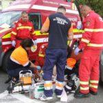 Biciclist accidentat mortal de un autoturism, pe strada Tudor Vladimirescu din Alba Iulia