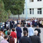 """Emoție și entuziasm în prima zi a anului școlar 2017-2018, la Colegiul  Național """"Horea, Cloșca și Crișan"""" din Alba Iulia"""