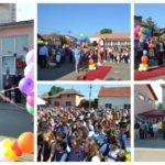 """Clopoţelul a sunat, din nou, în prima zi a anului școlar 2017-2018, la Școala Gimnazială """"Avram Iancu"""" din Alba Iulia"""