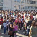 Entuziasm și emoție în prima zi a anului școlar 2017-2018, la Liceul cu Program Sportiv din Alba Iulia