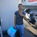 """Posibil pedofil prins de o patrulă a Poliției Locale, după ce ar fi pipăit un copil în apropiere de Stadionul """"Cetate"""", din Alba Iulia"""