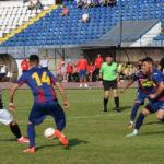 Alb-negrii obțin prima victorie, din actuala stagiune competițională: Unirea Alba Iulia – Metalurgistul Cugir 2-1 (0-1)