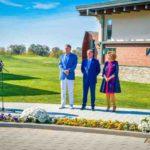 Theodora Golf Club, cel mai mare teren de golf din România, inaugurat, în prezenţa Președintelui Klaus Iohannis | albaiuliainfo.ro