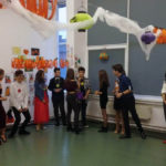"Elevii din anii terminali ai Școlii Gimnaziale ""Avram Iancu"" din Alba Iulia au participat la ""Balul Toamnei"""