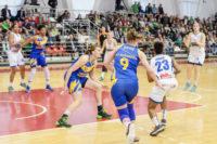 Arbitraj potrivnic și eșec pentru echipa lui Manuel Rodriguez, în Liga Europei Centrale: Olimpia Braşov – CSU Alba Iulia 81-75