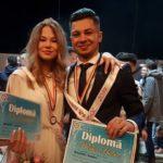 """Petrariu Adelina și Moghiroiu Bogdan au câștigat titlurile de Miss și Mister Boboc 2017 ai Colegiului Național """"HCC"""" din Alba Iulia"""