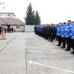 Avansări în grad la Jandarmeria Alba cu prilejul Zilei Naţionale a României