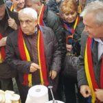 """Petre Daea, la Alba Iulia: """"Ministerul Agriculturii pregătește un program de distribuire gratuită a purceilor Bazna și Mangalița"""""""