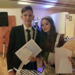 """Atanasia Uțiu și Mihai Dehelean sunt Miss și Mister Boboc 2017 ai Seminarului Teologic Ortodox """"Sfântul Simion Ştefan"""" din Alba Iulia"""
