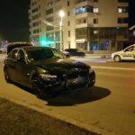 Coliziune între două autoturisme pe Calea Moților din Alba Iulia