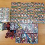 Tânăr din Alba Iulia cercetat penal, după ce polițiștii i-au confiscat aproape 6.000 de articole pirotehnice oferite spre vânzare