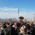 Peste o mie de credincioși au participat la Slujba de Bobotează oficiată la Catedrala Reîntregirii din Alba Iulia