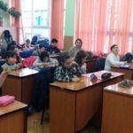 """Ieri, 1 martie 2018, Școala Gimnazială """"Mihai Eminescu"""" din Alba Iulia a organizat """"Ziua Porților Deschise"""""""