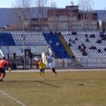 """Debut cu stângul pentru """"alb-negrii"""", în retur: Unirea Alba Iulia – Fotbal Comuna Recea 0-1 (0-0)"""