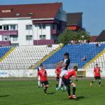 """""""Șepcile Roșii"""" le-au administrat o """"corecție"""" severă uniriștilor: Unirea Alba Iulia – """"U"""" Cluj 0-7 (0-2)"""