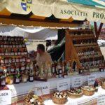 """Târgul """"Produs de Cluj"""" a revenit la Alba Iulia cu cele mai bune produse tradiționale din județul vecin"""