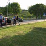 Trei persoane din județele Argeș și Olt reținute de polițiști, după ce au sustras suma de 3.500 de lei dintr-un magazin din Alba Iulia