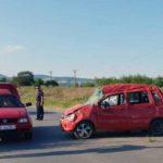 Bărbat de 37 de ani din Alba Iulia cercetat penal după ce a condus băut și a provocat un accident rutier pe DJ 107H