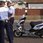 Tânăr de 28 de ani din Ciugud cercetat de polițiști, după ce a fost surprins concucând un moped fiind în stare de ebrietate și neavând permis