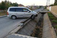 Dosar penal pentru un bărbat de 47 de ani din Alba Iulia, după ce a condus băut și a provocat un accident de circulație pe strada Mircea Eliade