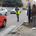Femeie de 59 de ani lovită de un autoturism, pe o trecere de pietoni situată pe strada Ștefan cel Mare din Alba Iulia