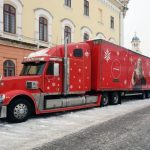Caravana COCA-COLA #FiiTuMoșu a ajuns astăzi la Alba Iulia