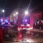Intervenție a pompierilor militari din Alba Iulia pentru stingerea unui incendiu izbucnit la o anexă gospodărească din Bucerdea Vinoasă