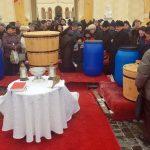 Peste 1.000 de credincioși au participat la Slujba de Bobotează oficiată la Catedrala Reîntregirii din Alba Iulia