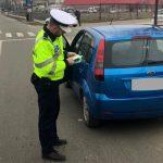Acţiune pentru creşterea siguranţei rutiere în Alba Iulia şi localităţile rurale arondate. Au fost aplicate amenzi de peste 49.000 de lei