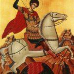 În acest an, Sfântul Gheorghe va fi sărbătorit a doua zi de Paști