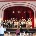 """Momente emoționante la festivitatea de absolvire a clasei a VIII-a pentru elevii Școlii Gimnaziale """"Avram Iancu"""" din Alba Iulia"""