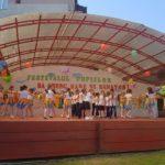 """Astăzi la Grădinița Nr. 12 din Alba Iulia a avut loc cea de-a XI-a ediție a Festivalului """"Să cresc mare și sănătos"""""""