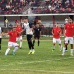 """Înfrângere pentru """"alb-negrii"""", în primul amical sub comanda lui Mihai Manea: CSM Reșița – Unirea Alba Iulia 4-1 (0-1)"""